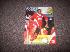 Bristol City v Tranmere Rovers, 2005/06